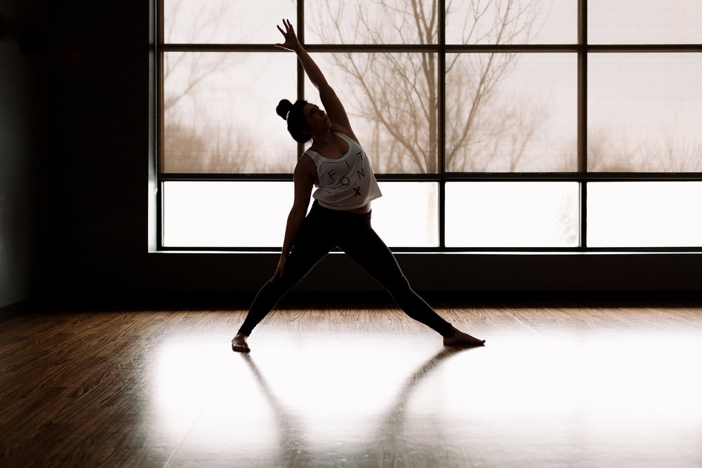 Eclectic Soul Yoga - Classes begin Tuesday, January 1, 2019