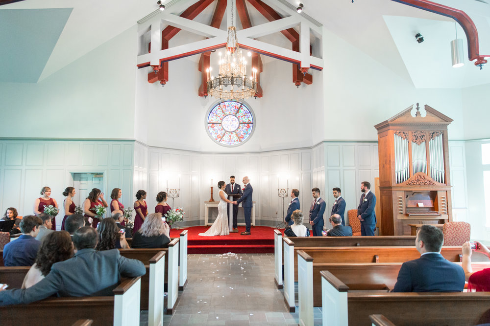 I love a chapel - Small and personal…
