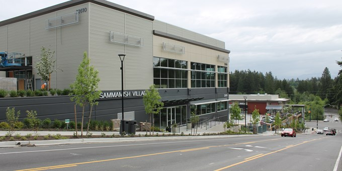 The Village at Sammamish Town Center, Sammamish WA