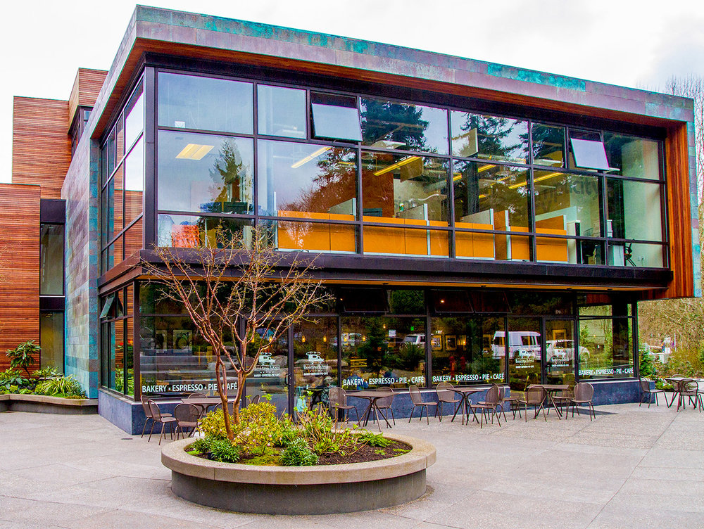 Eagle Harbor Market Event Center, Bainbridge Island WA