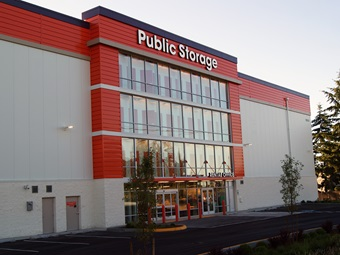 Public Storage, Mukilteo WA