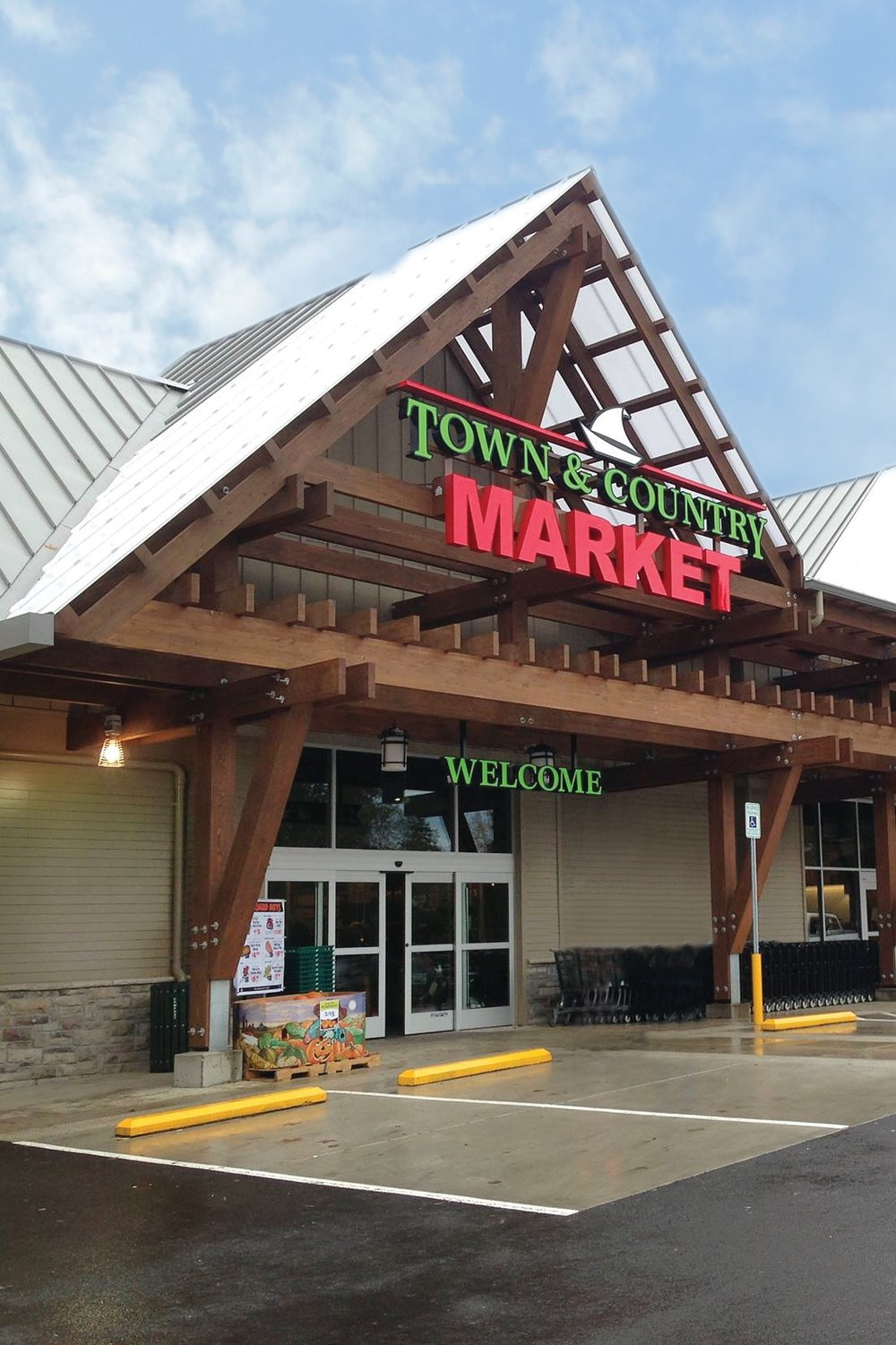 Town & Country Market, Bellevue WA