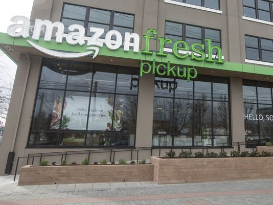 Amazon Fresh, Seattle WA