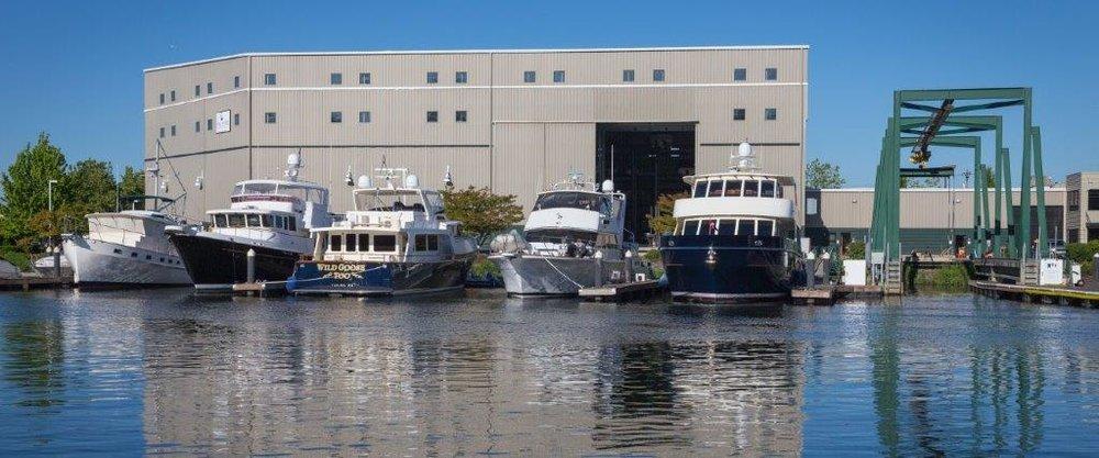 Foss Landing Waterway, Tacoma WA