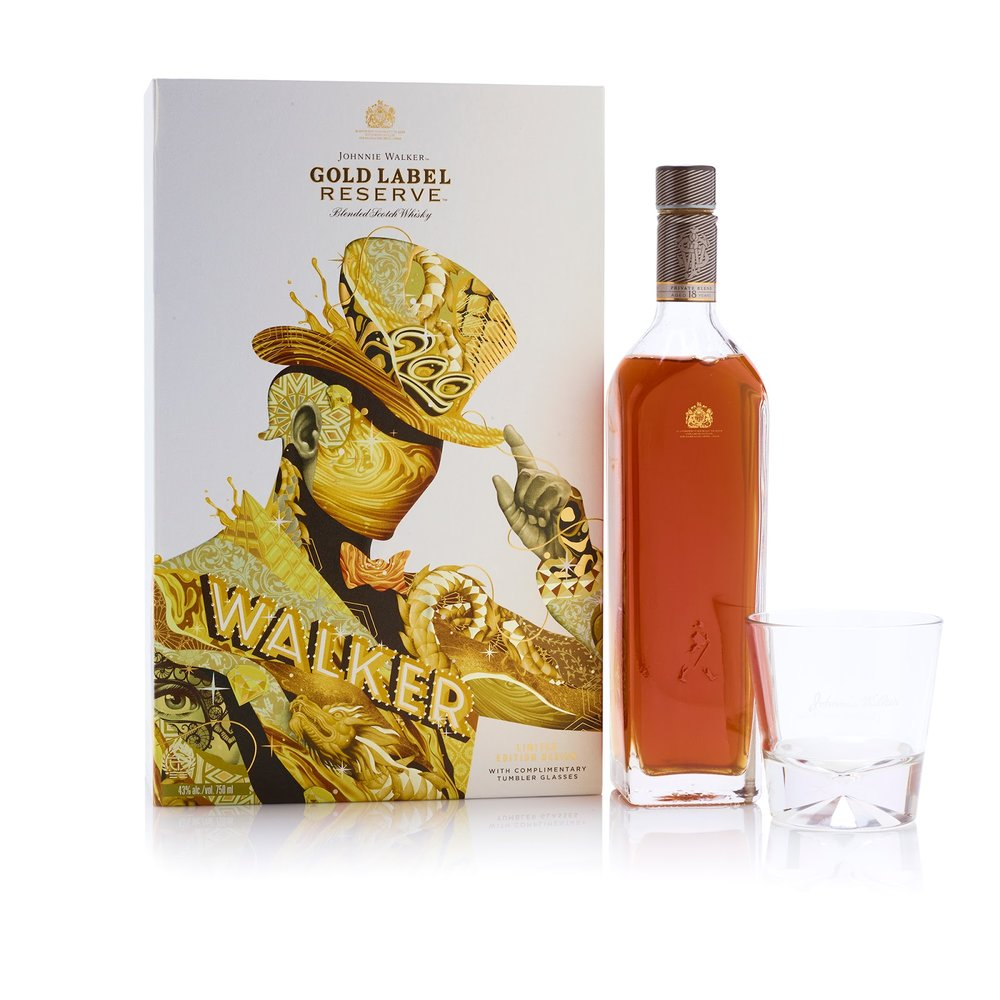 Johnnie Walker Gold Label by MW Luxury Packaging-2.jpg