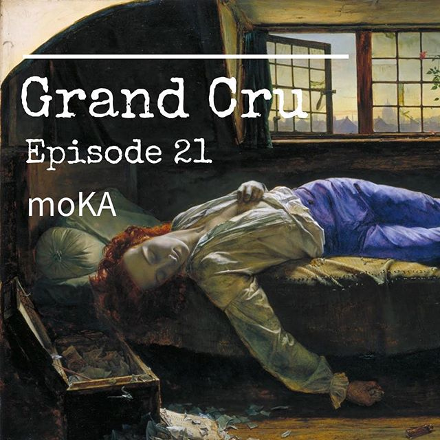 My latest special mix for Grand Cru Series is here. One hour of pure progressive House and melodic techno. You have the video version as well, hope you will enjoy it :) https://www.facebook.com/mokafreedreams/videos/443889809384337/ Listen on SoundCloud:  https://soundcloud.com/mokafreedreams/grand-cru-ep-21 Download and Listen on Apple Podcast App :  https://itunes.apple.com/ca/podcast/grand-cru/id1316328194?mt=2&i=1000404804210