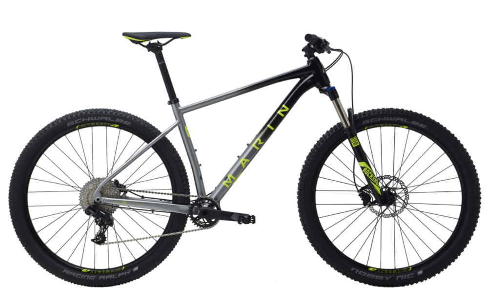 The Marin Nail TRAIL MOUNTAIN BIKE - Reviewed