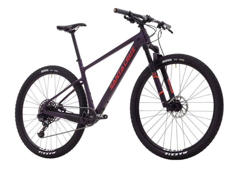 The Santa cruz mountain bike - reviewed.