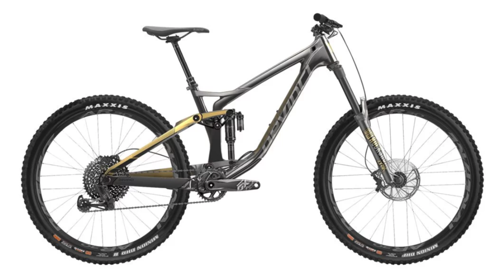 Devinci mountain bikes - reviewed.