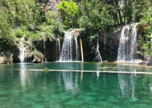 Hanging Lake - Glenwood Springs (Glenwood Canyon)