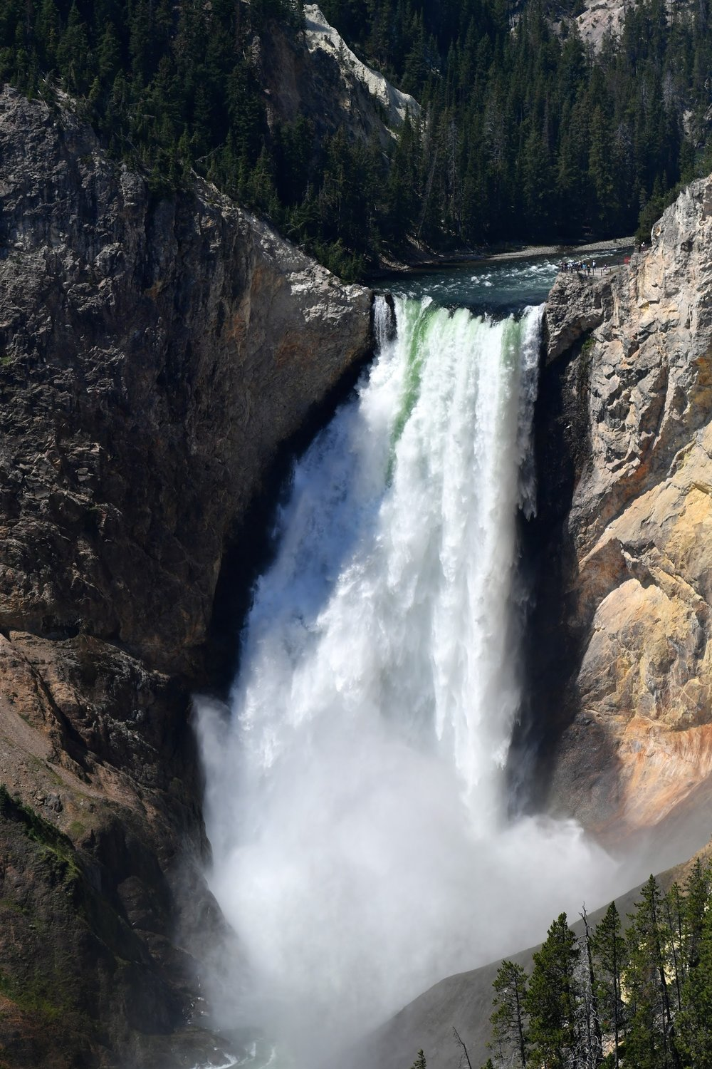 "List of best national parks in the usa : #2 in Rocky Mountains State of wyoming - '""Yellowstone"""