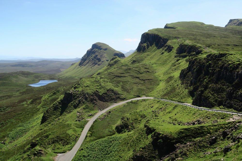 best backpacking trips and hiking in scotland: west highland way