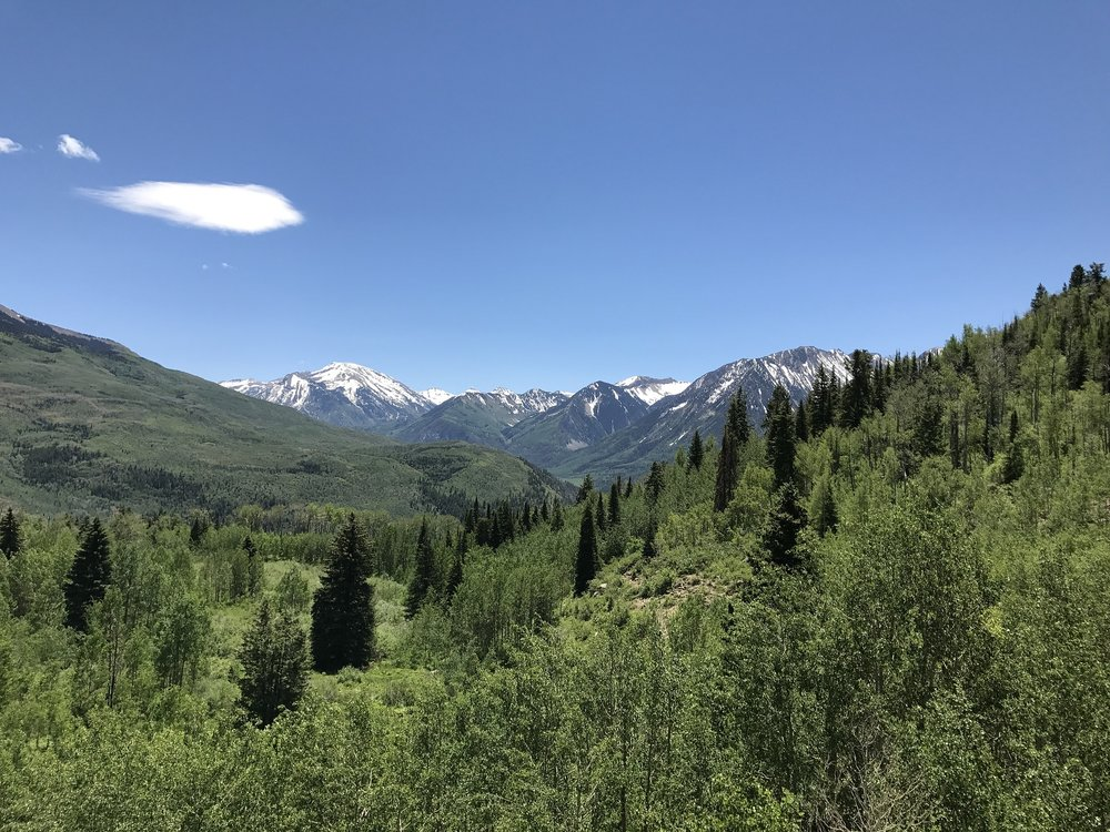 The four pass loop is one of the best hiking trips in colorado