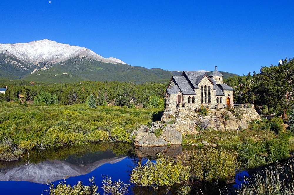 the beautiful and scenic longs peak is one of the best trails to hike in colorado