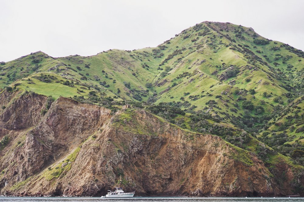trans-catalina trail is one of the best hiking trails in america