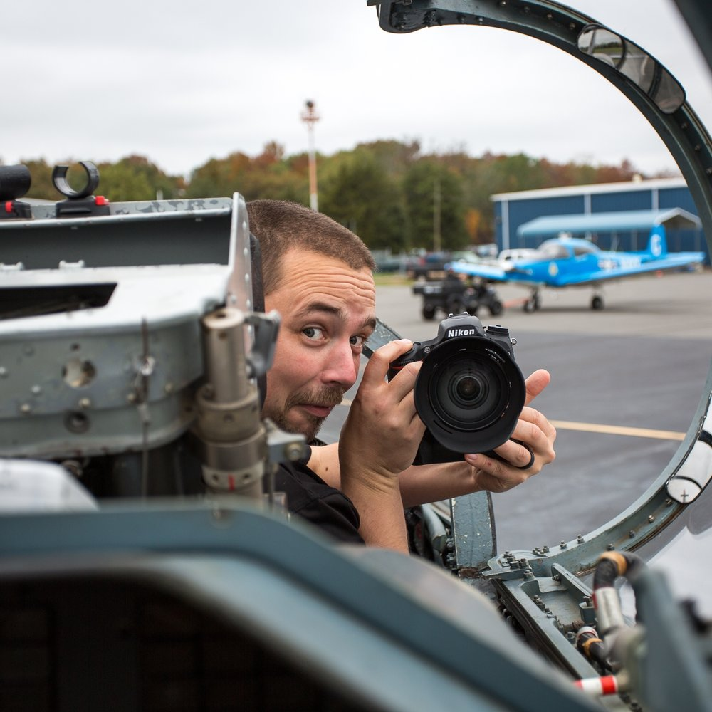 Chris Rose   Photographer   I have dabbled with photography since high school, but I drifted away from it as a young adult. It wasn't until I moved to Hampton Roads that I found my muse: The Military Aviation Museum (MAM)   Full Bio...