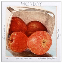 An Apple A Day - Monday