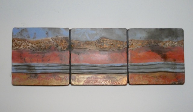 Triptych Seascape 1 - SOLD