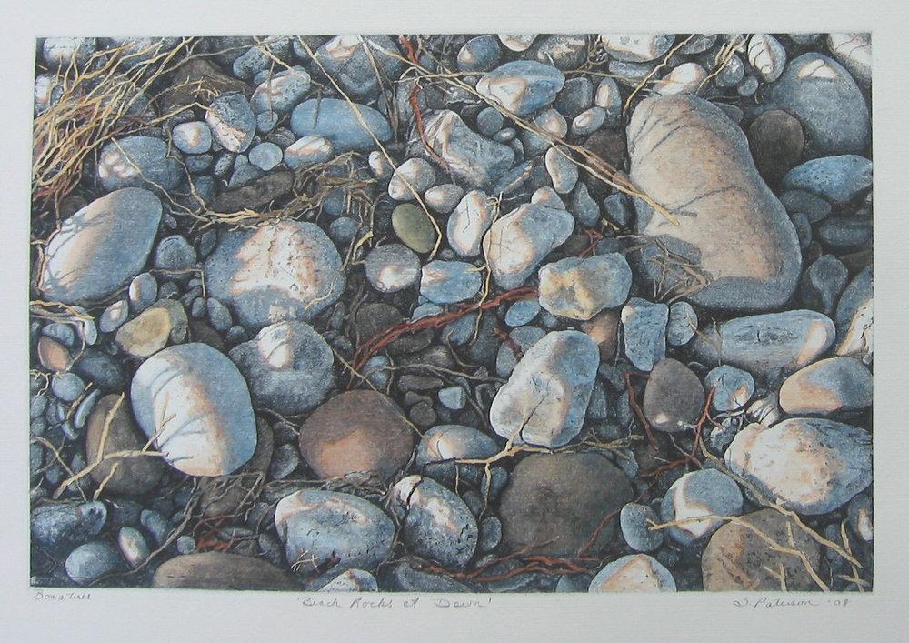 Beach Rocks *SOLD
