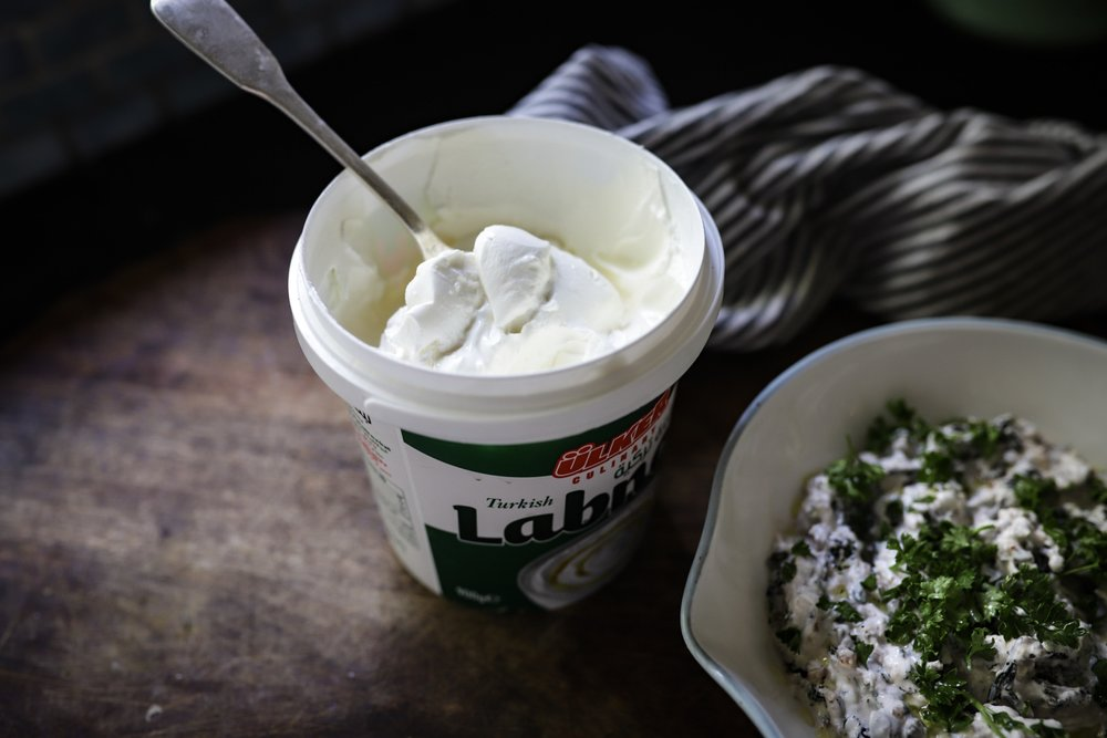 This is Turkish labneh