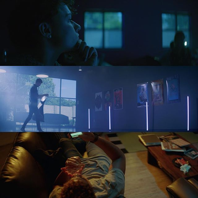 More frames from @themodernedu shoot produced by @southernskyfilms  Directed by Rachel Mosher  #cinematography #directorofphotography #framegrab #framez #vibes #kowaanamorphic #themoderncollegeofdesign