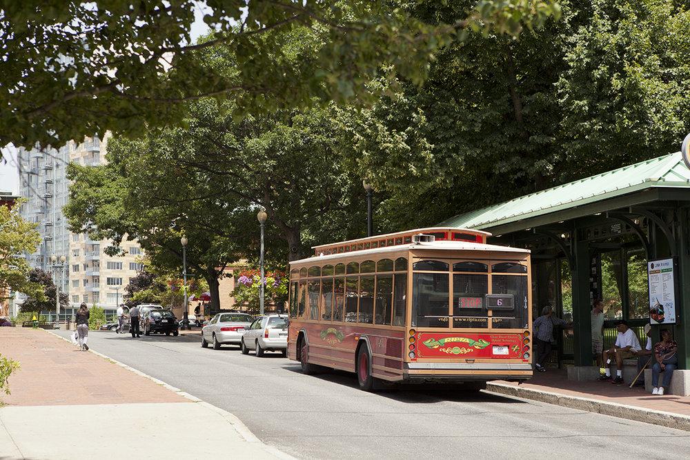 Intermodal Transit Hub