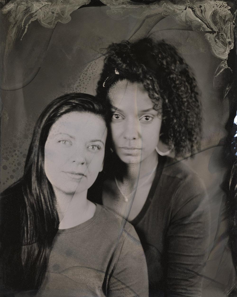 Keri and Jasmine