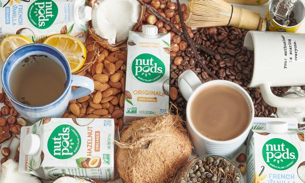 Nut Milk, FTW! -