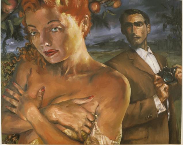 Eve and Adam  2004