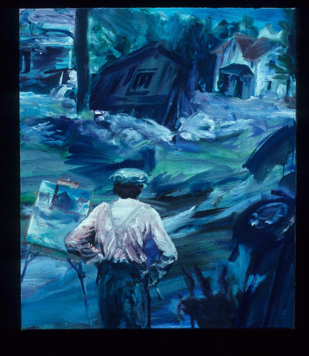 Johnstown Landscape painter