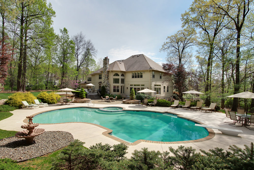 Basking Ridge<br>Offered at $1,475,000