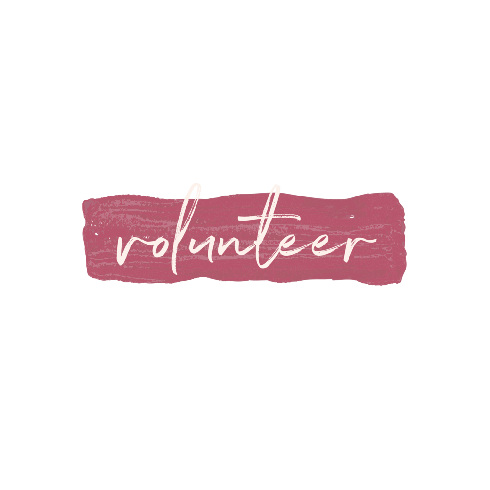 Copy of Copy of volunteer