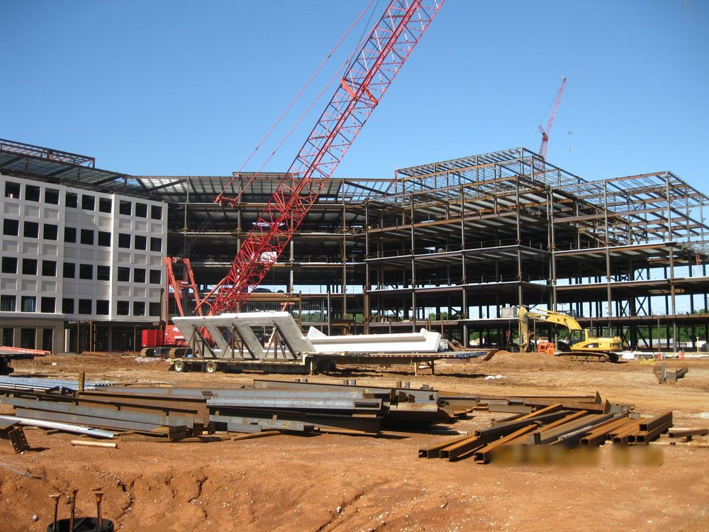 AISC CERTIFIED - With AISC certifications in steel fabrication and erection, you can trust us to uphold safe practices and deliver exceptional results, every time.