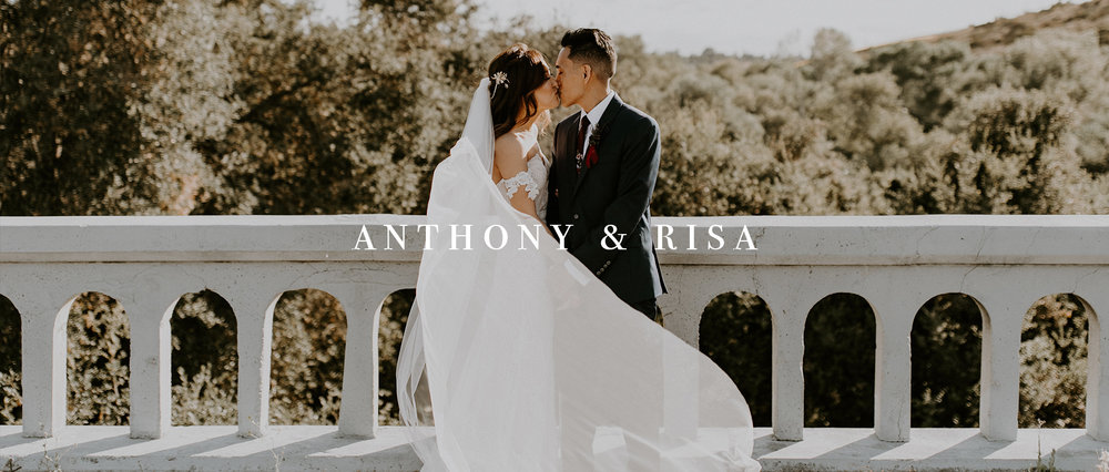 Anthony Risa An Intimate Wedding At Quail Haven Farms In Vista