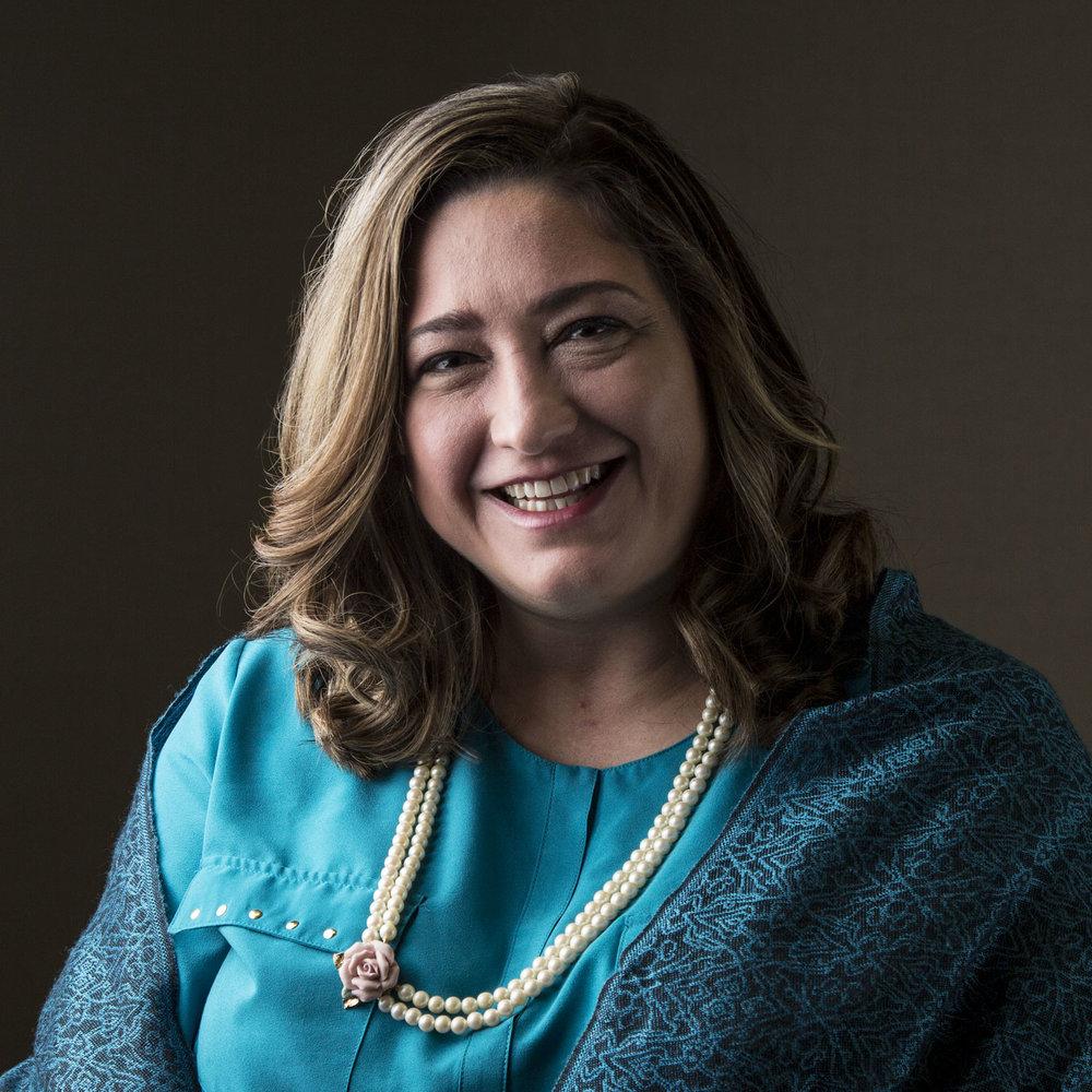 CAROLA MUNOZ DE COTE  Champion for equitable education in the Latina community