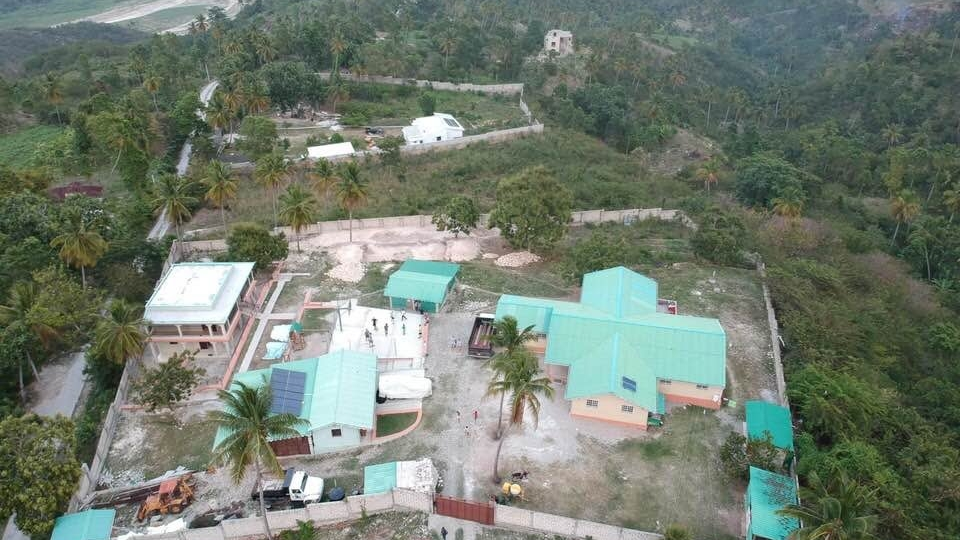 Haiti Mission Trip - For more information about our next trip contact Rick Court - rick@meethope.org.
