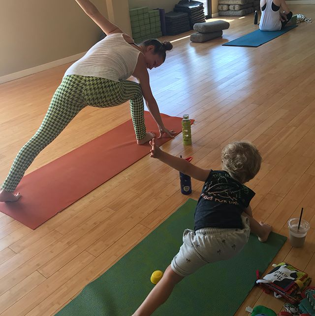 Today! Love the Mommies the babies and toddlers!! So much fun! Join us every day at 11am or Thursdays at 9:30am. #twoheartsyoga #babyandme #babies #yogamom #yogadad #yogafamily #healthyfamily #yogalifestyle #familyyoga #teachthemyoung #shermanoaks #studiocity #nothingsweeterthanababy  #twoheartsyoga #kidsyoga #communityforparents #babiesandmomsgroup #selfcare #careforyourfamily #Shermanoaks #studiocity