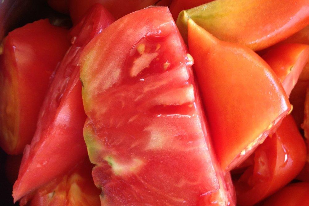 tomatoesinapot