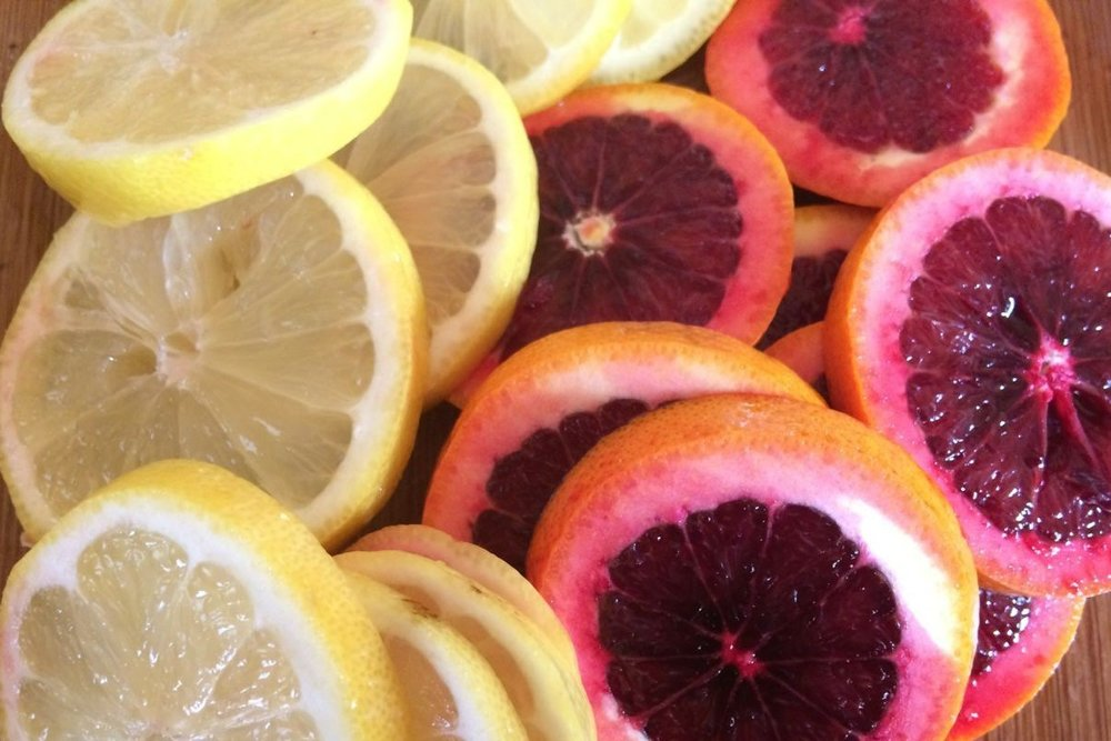 lemon intel from a raisin & a porpoise