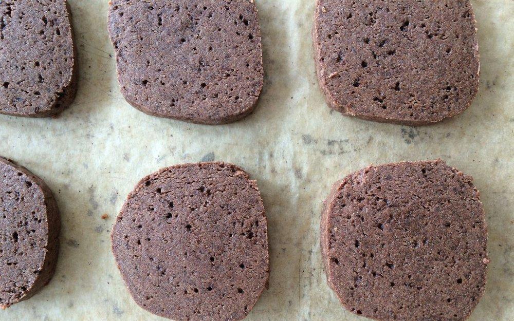 gluten free chestnut shortbread cookies|a raisin & a porpoise