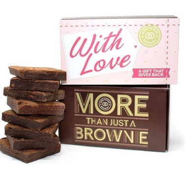 "Greyston Bakery/""Eat Brownies/Change Lives"" /Mail Order"