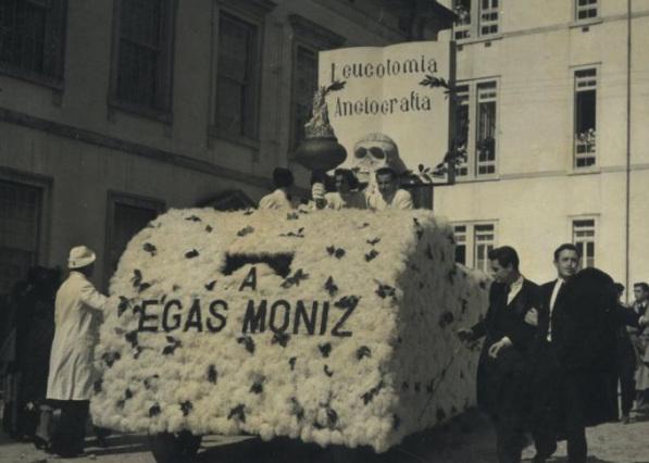 Queima das fitas de 1949