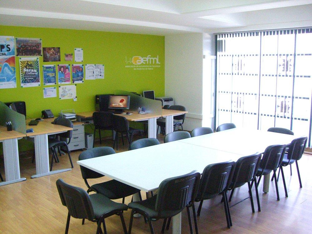 Sala de Direção da AEFML