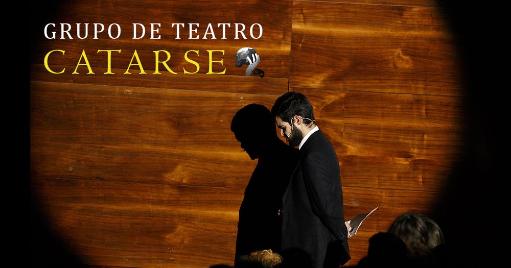 Grupo de Teatro Catarse   O Grupo de Teatro Catarse, anteriormente denominado Grupo de Teatro AEFML, surge da paixão de estudantes de Medicina pelo mundo do espetáculo, em particular do teatro e da representação.