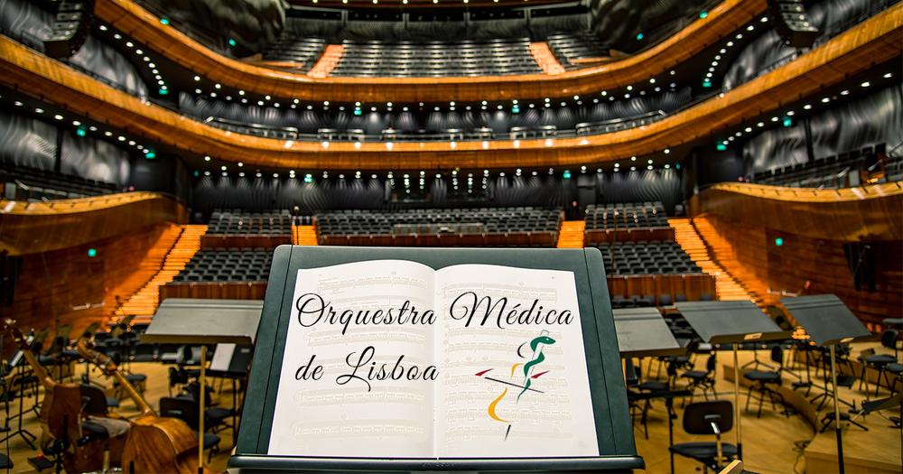 Orquestra Médica de Lisboa   A Orquestra Médica de Lisboa é um projeto que nasceu há quatro anos, fruto da vontade dos estudantes de medicina de poderem continuar a sua atividade musical, aliada ao curso.