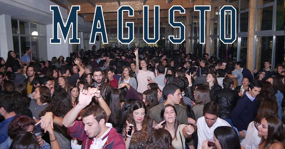 MAGUSTO AEFML   O Magusto é um evento recreativo que tem lugar em novembro, aquando da celebração do dia de São Martinho.