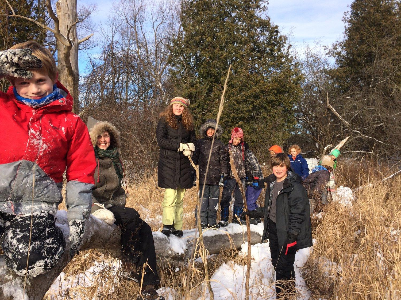 The Guelph Outdoor School
