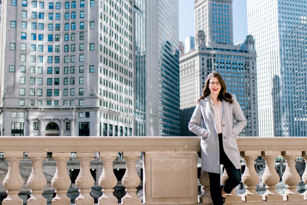 Voyage Chicago - Meet Olivia Nicoletti of Olive Fine Weddings & Events in DowntownMarch 27, 2018