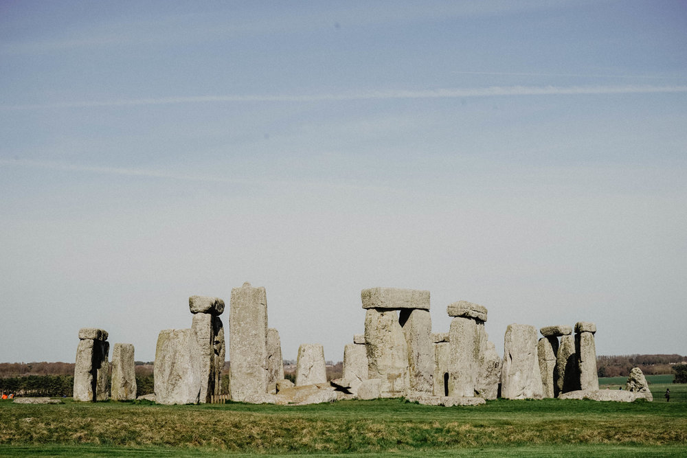 Stonehenge - We took a tour I found on Viator which took us on a day trip to Stonehenge, Windsor Castle & Oxford. I wish we were able to get closer to the stones but we were pretty far away than what the photo seems. We literally got out, took another small bus,took pics, made our way to the gift shop and rode back. The only thing to see there is the stones but it was one of the main reasons I made my way out to London. Oh and theres a lot of sheep/lambs around.