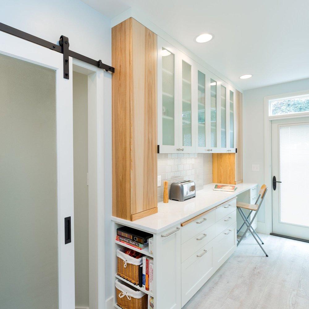 Green Lake Kitchen & Basement Remodel